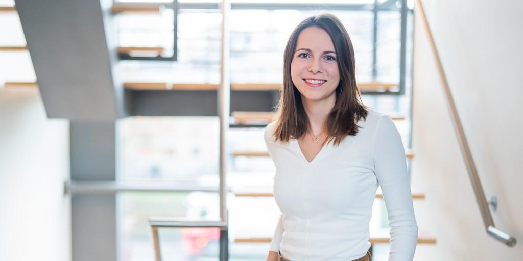 Hannah van der Schrier